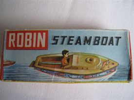 Indian boat box