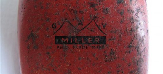 Logo on hull